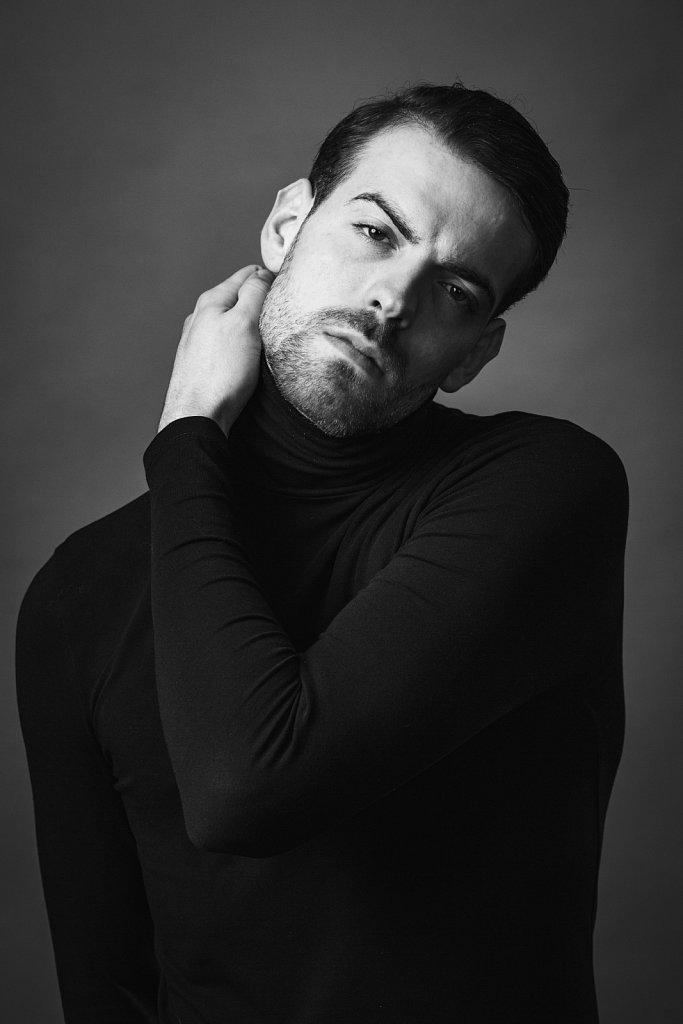 Black & White Fashion Shoot