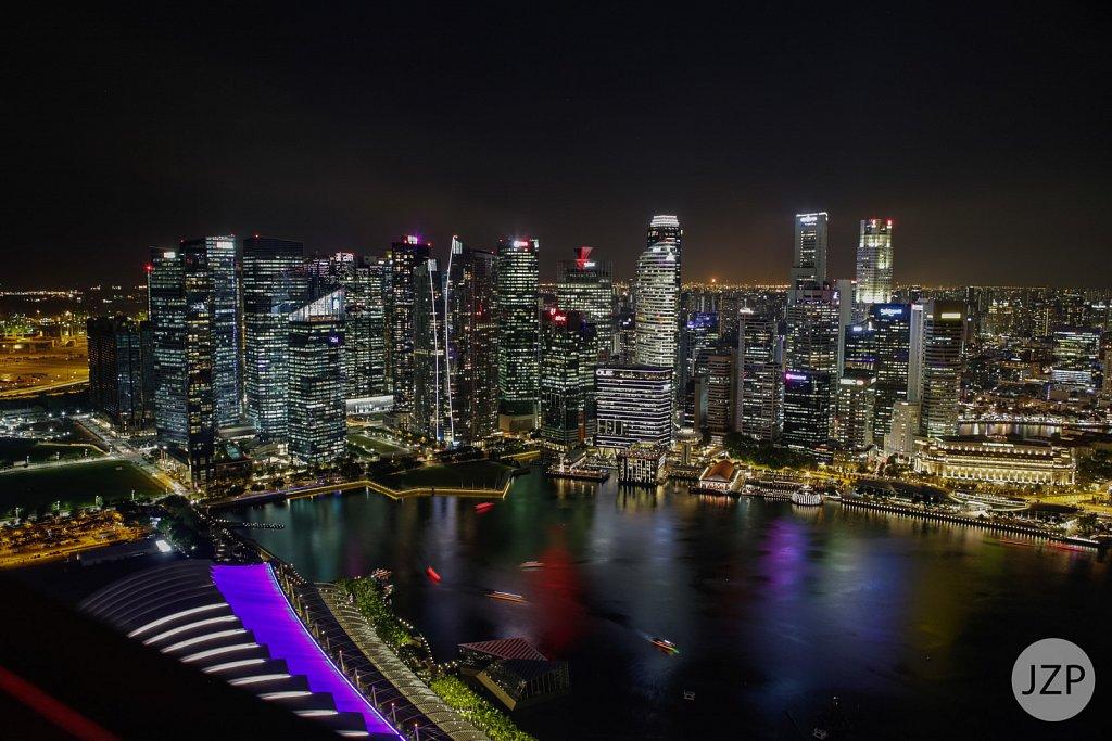 Singapore by Night