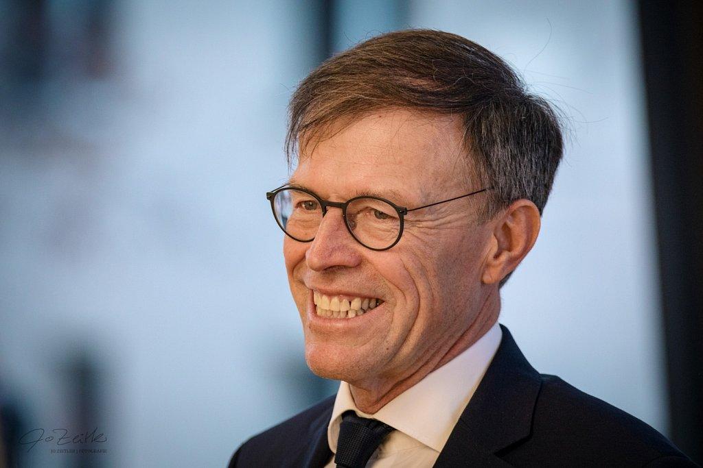 Landtagspräsident Dr. Matthias Rößler